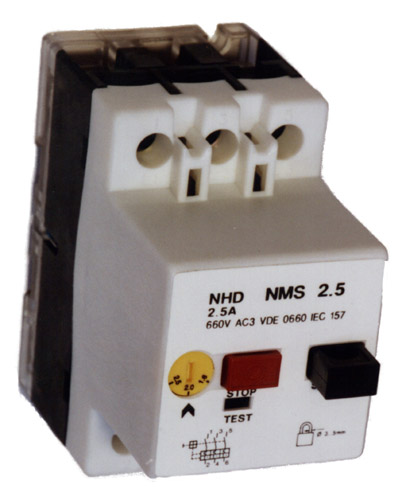 Nhd Industrial Co Ltd Magnetic Switch Contactor Motor